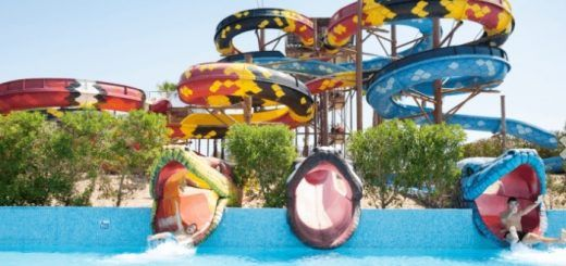 Aqualand in Mallorca