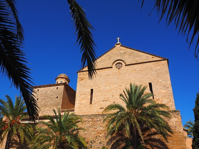 Church of Saint Jaume in Alcudia