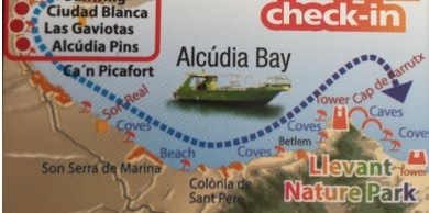 Route of Coast Coves and Caves Tour in Mallorca