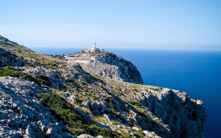 View of Formentor Lighthouse