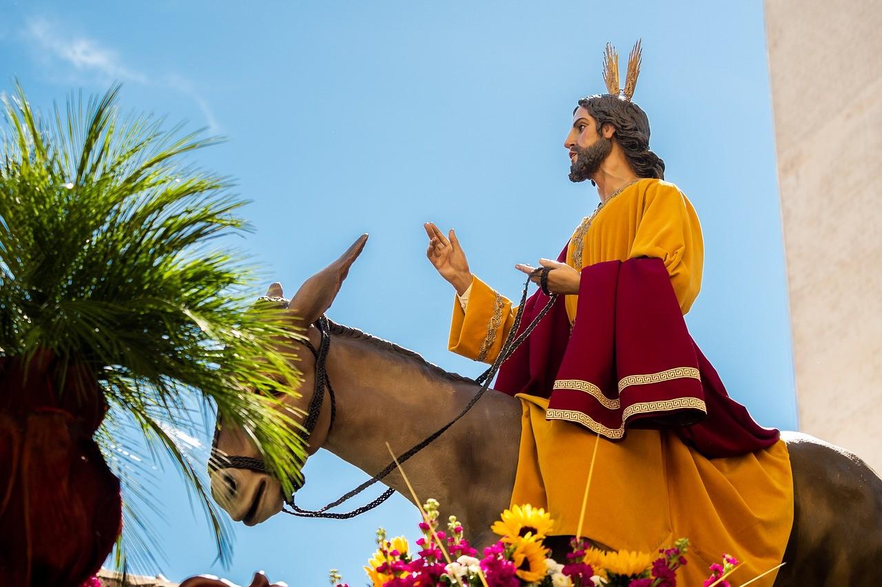 Palm Sunday in Mallorca