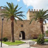 Medieval gate in Alcudia