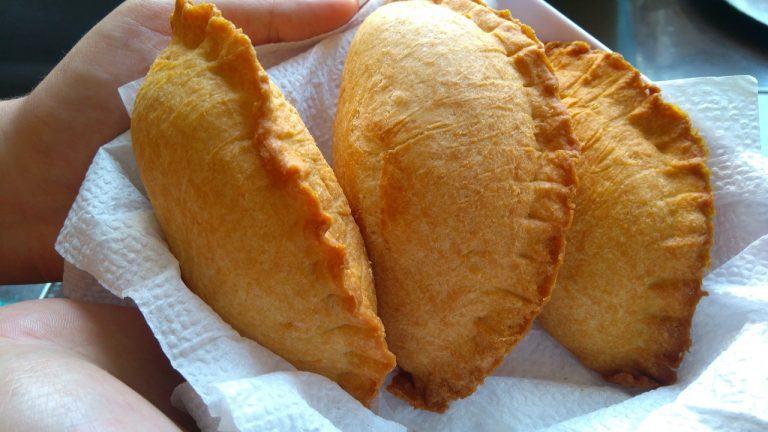 Spanish dishes - empanadas
